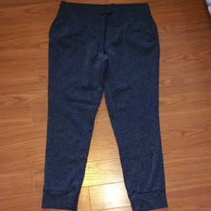 Navy Roots Joggers